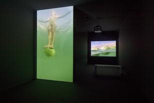 10_Ausstellungsansicht_Sigalit Landau_Ru