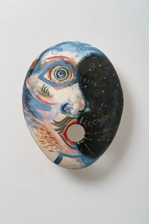 Covid Lunar Mask, 2020