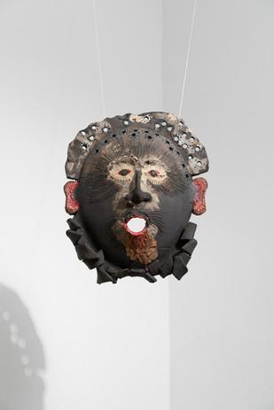 Black Lion Mask, 2020