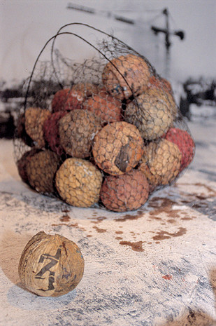 'Sack of Fruit', 2002