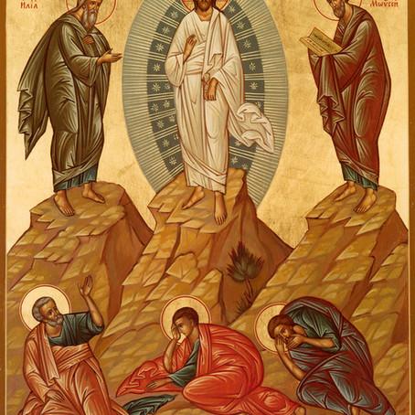 Sunday of the Transfiguration February 14, 2021