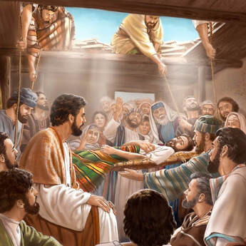 Thursday, First Week of Epiphany January 14