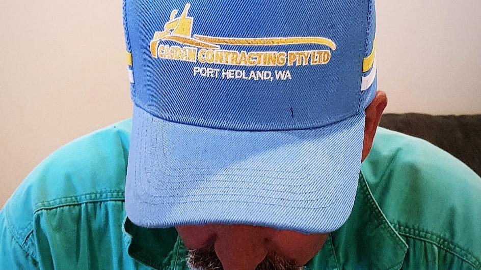 Casdan Contracting cap