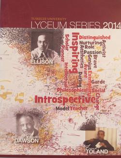Lyceum Series 2014