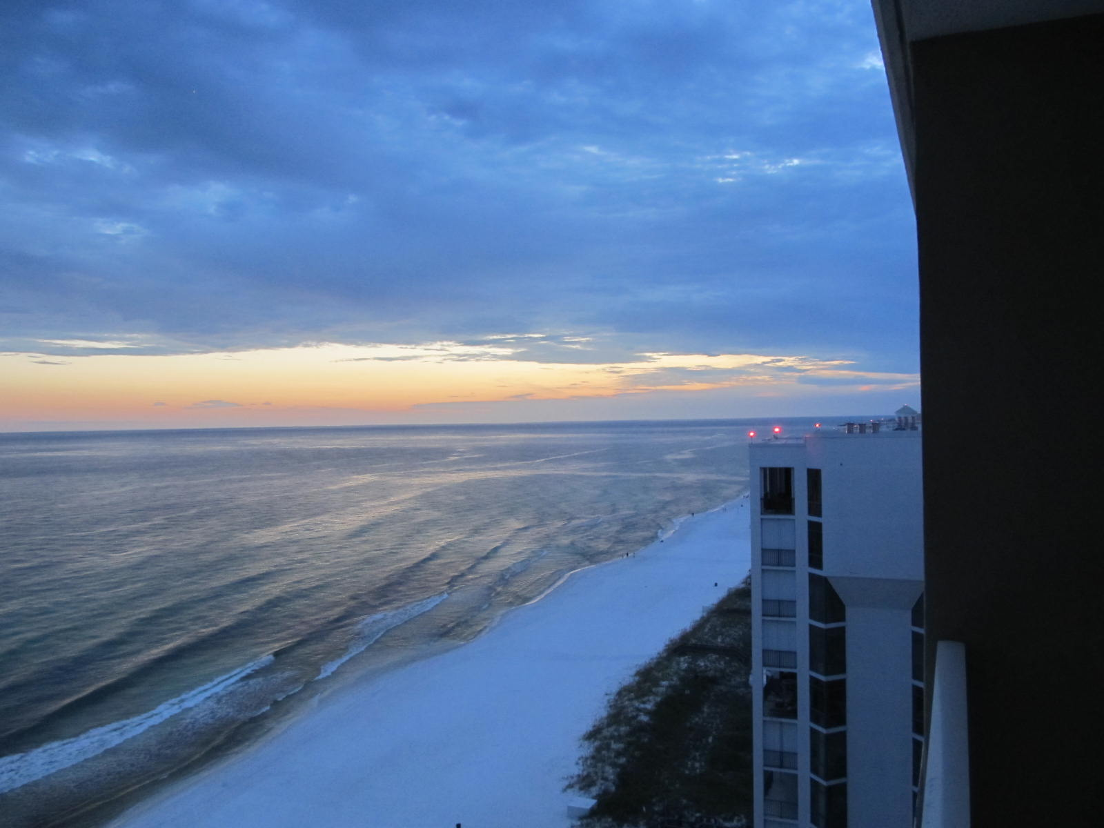 Sunset in Destin