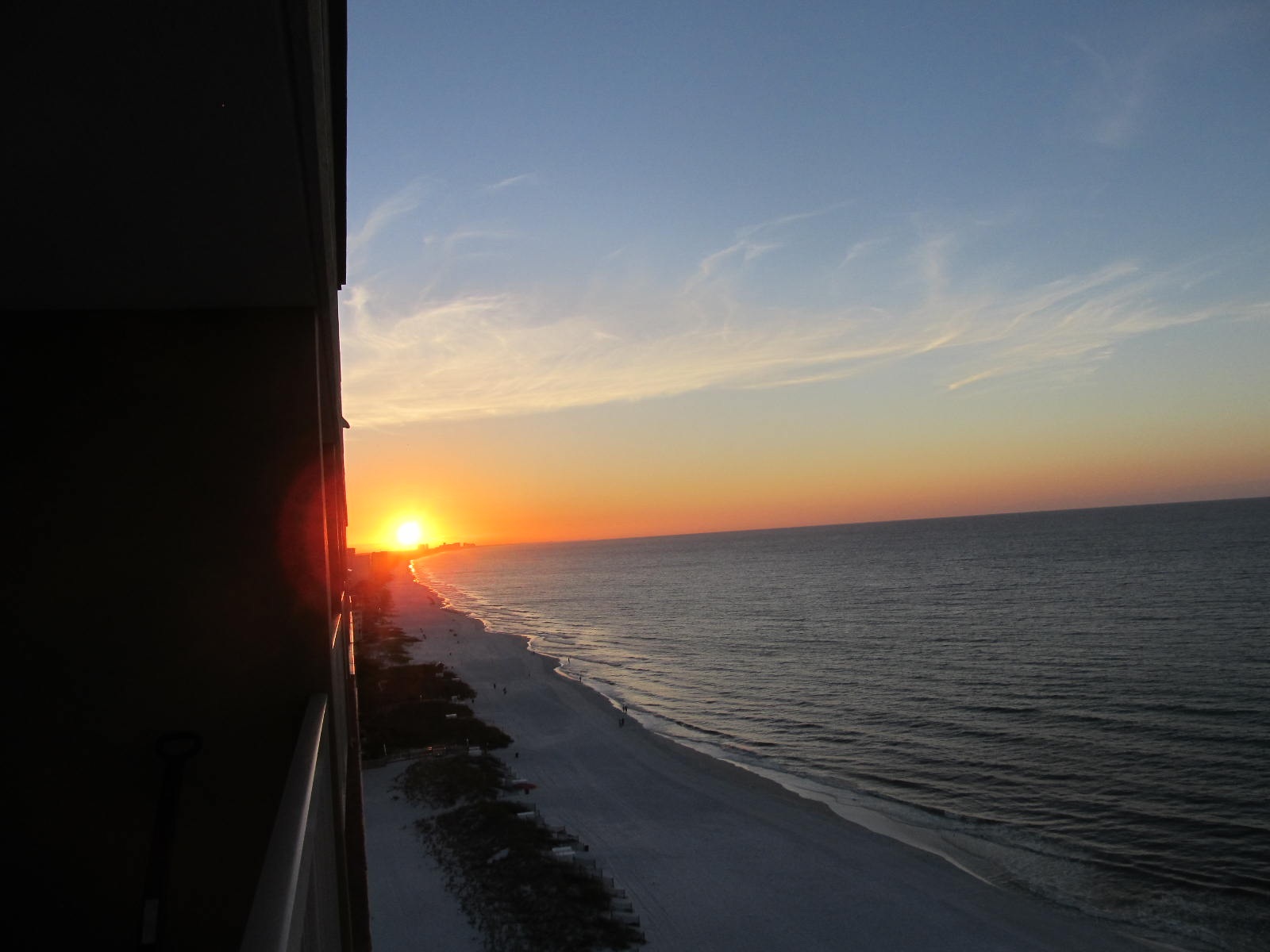 Sunrise in Destin