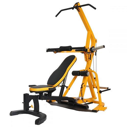 Powertec Workbench LeverGym™ - Yellow