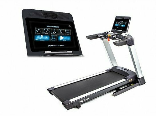 Bodycraft Treadmill w/ 16 inch touch screen (T400)