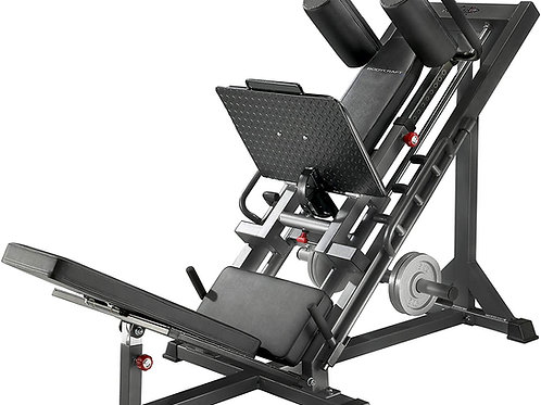 Bodycraft F660 Linear Bearing Leg Press / Hack Squat