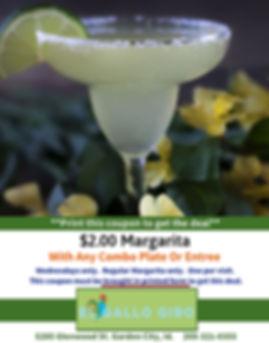 $2 Margaita