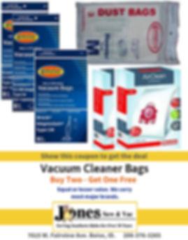 BTGO - Vacuum Bags