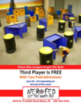 Third Player Is Free