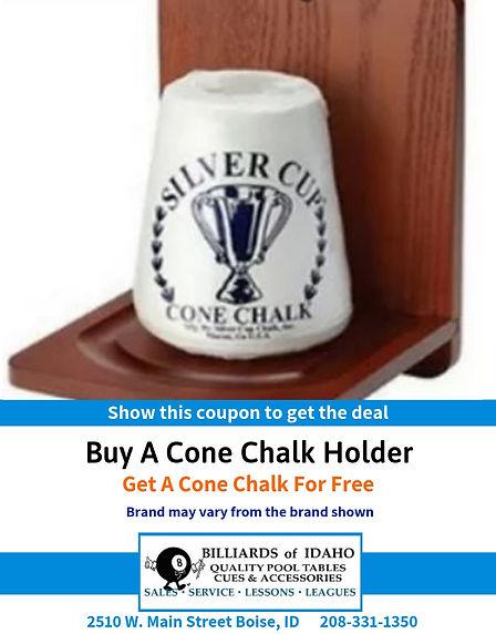 Free Cone Chalk
