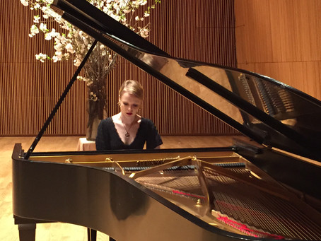 Inauguration of the New York Piano Festival
