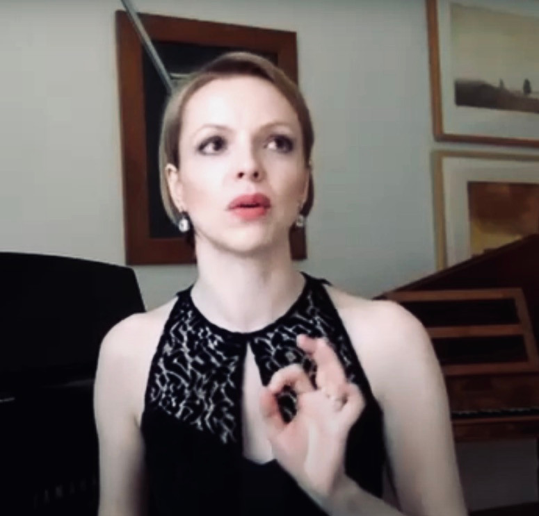 Magdalena Baczewska talks about personal style
