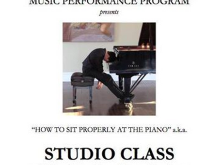 Columbia Studio Class No. 2 coming up!
