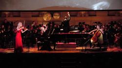 Tan Dun Triple Concerto VSO