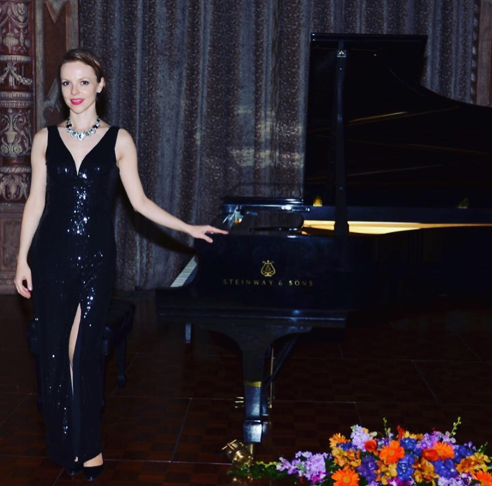 Magdalena Baczewska Performs at the Florida Music Teachers Congress 2018 Conference in Miami