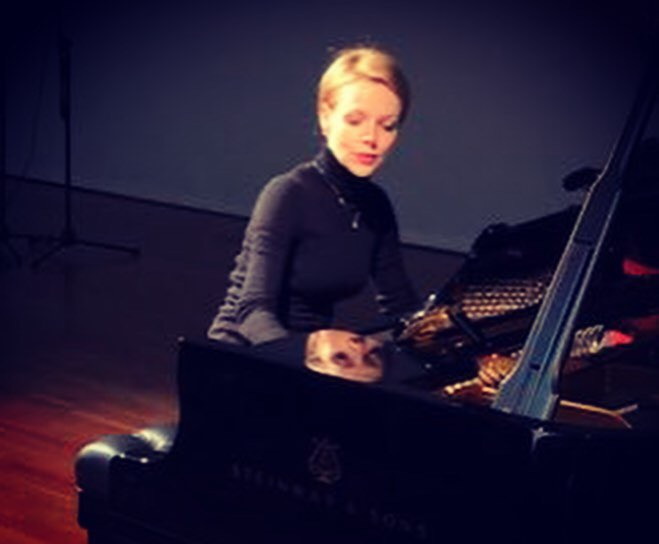 Magdalena Baczewska Launches Tan Dun DVD in Beijing's Central Conservatory of Music