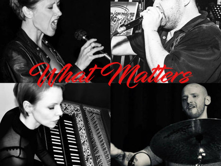 "New Release: ""What Matters"""