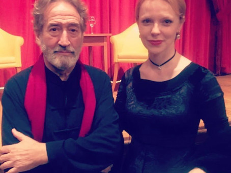 Magdalena Baczewska in Discussion with Jordi Savall - Video