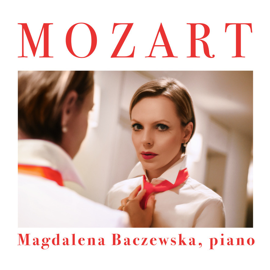 Magdalena Baczewska's new solo album release features piano music by W. A. Mozart. Listen on Apple Music and Spotify