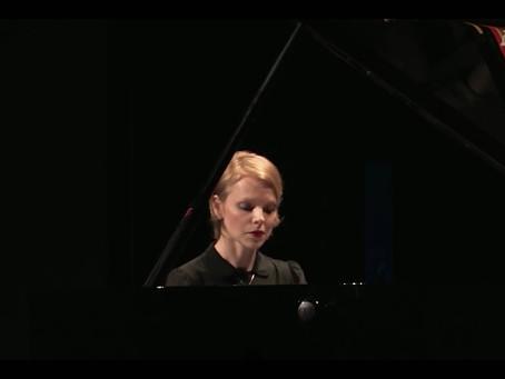 Recital in Paris