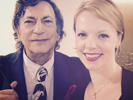 David Dubal features Magdalena's New Album on WWFM