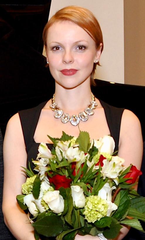 Magdalena Baczewska, Kosciuszko Foundation