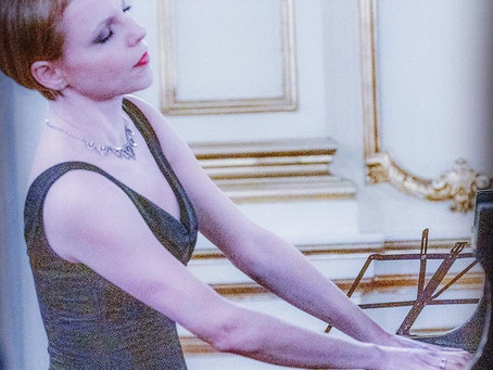 "Magdalena Baczewska appears in ""Chopin at Mannes"" Festival, 20th Anniversary Concert at th"