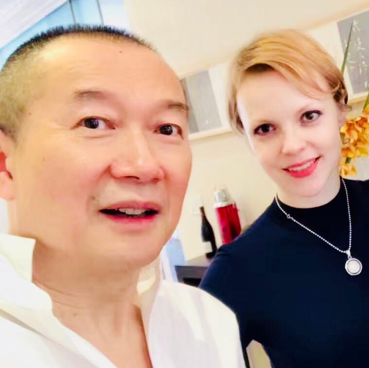 Magdalena Baczewska, Tan Dun