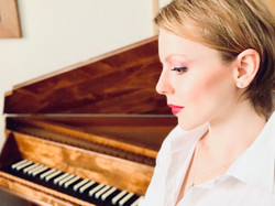 Magdalena Baczewska, harpsichordist
