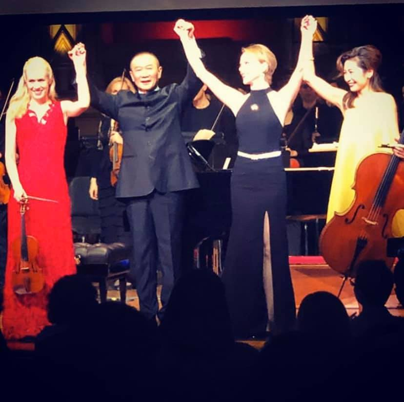 Tan Dun and the Vancouver Symphony Orche