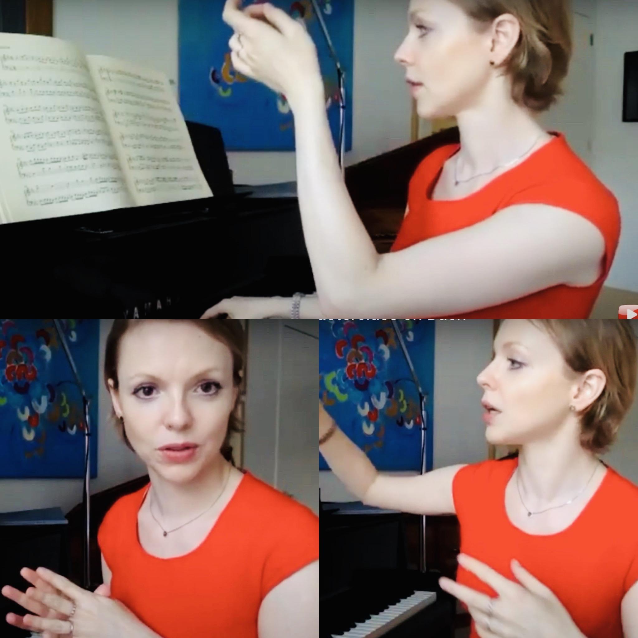 Magdalena Baczewska Masterclass
