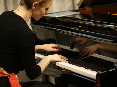 Magdalena Baczewska in Recital at Beijing's Keystone Academy