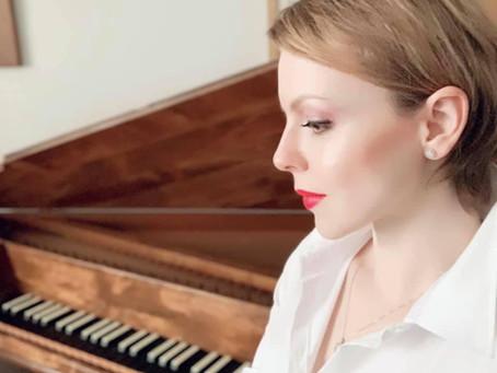 """Versatile and refined pianist"" - USC Thornton"