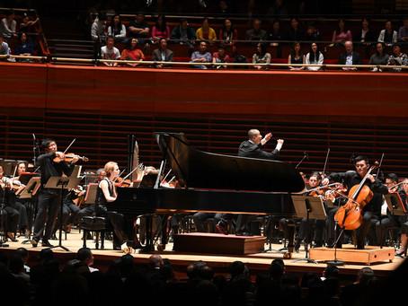Philadelphia Orchestra Debut