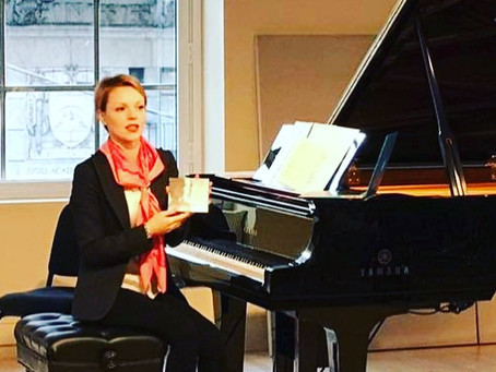 Lecture for Piano Teachers Congress