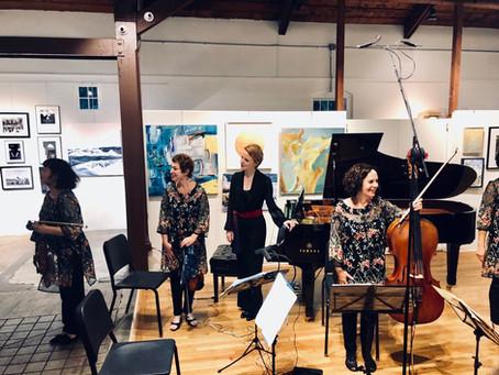 Season opening with the Cassatt String Quartet