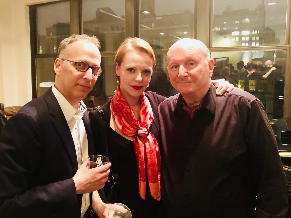 Magdalena Baczewska, Jerome Rose, Jordan Stern, Daniel Kim