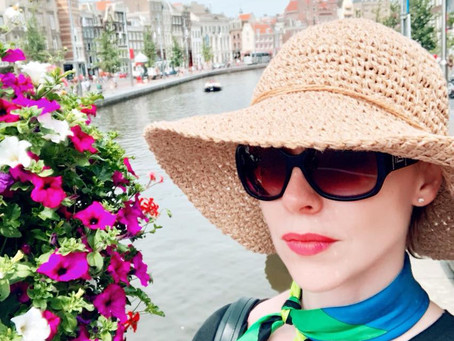 Magdalena Baczewska performs at Kasteel Amerongen in Amsterdam on June 30th, 2019