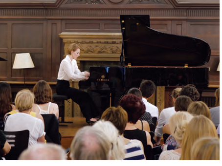Paris Recitals and Summer Session Postponed