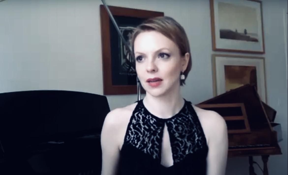 Pianist Magdalena Baczewska