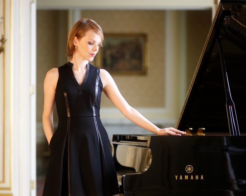 "On Sunday at 3 PM, Magdalena Baczewska will be featured on ""Live from  Music Mountain."" Harpsichord and piano performances will punctuate a live chat with the Festival's Artistic and Executive Director Oskar Espina Ruiz. More info at https://www.musicmountain.org/"
