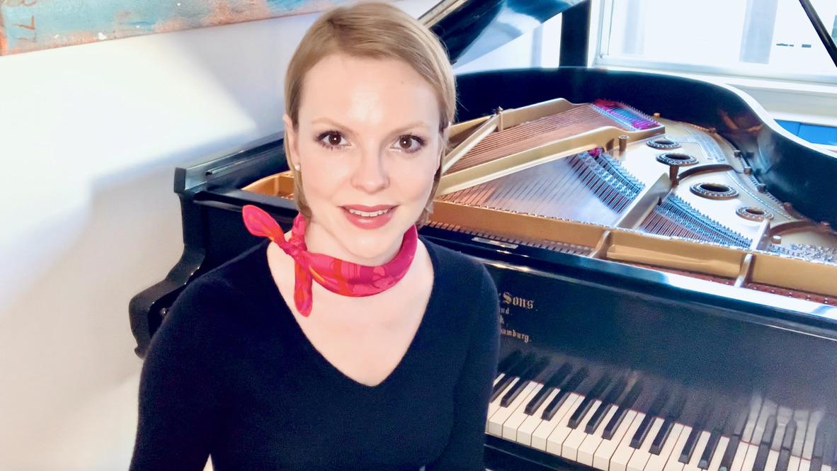 Magdalena Baczewska Bach@Home series