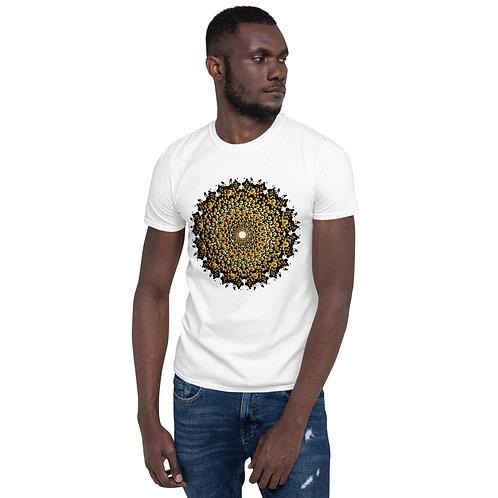 """Chain Reaction"" Short-Sleeve Unisex T-Shirt"