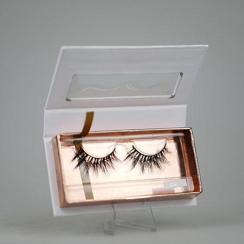 'Zoe' 3D Luxury Mink Lashes