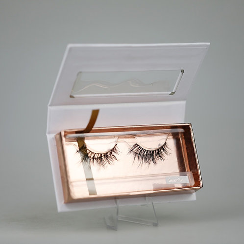 'Serenity' Luxury Faux Mink Lashes
