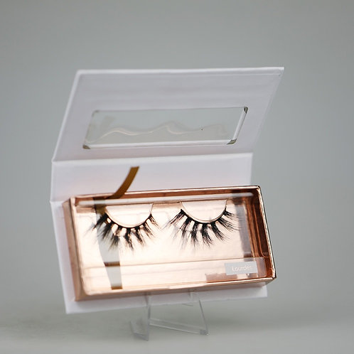 'Lourdes' 3D Luxury Mink Lashes