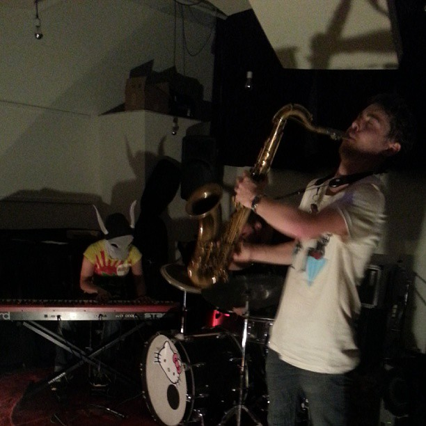 VAX at Douglass St. Music Collective